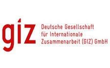 Deutsche Gesellschaft für Internationale Zusammenarbeit (GIZ) Gmb